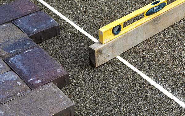 Pavers-Level